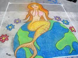 Back to School Chalk Art Festival on the Pier - Dunham Stewart