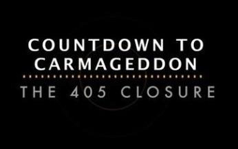 Carmageddon 405 Freeway Closure - Dunham Stewart
