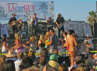 Hermosa Beach Summer Concerts - Dunham Stewart