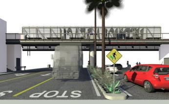 Pedestrian Bridge Over PCH? - Dunham Stewart