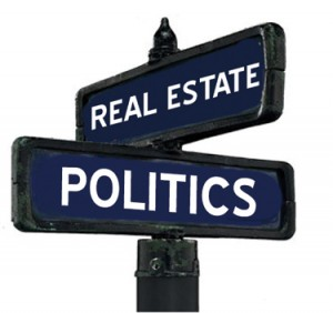 real estate and elections